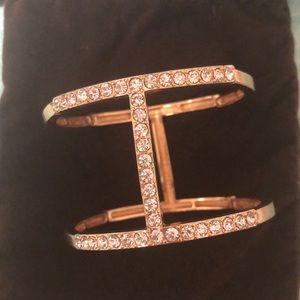 Gold bangle/cuff